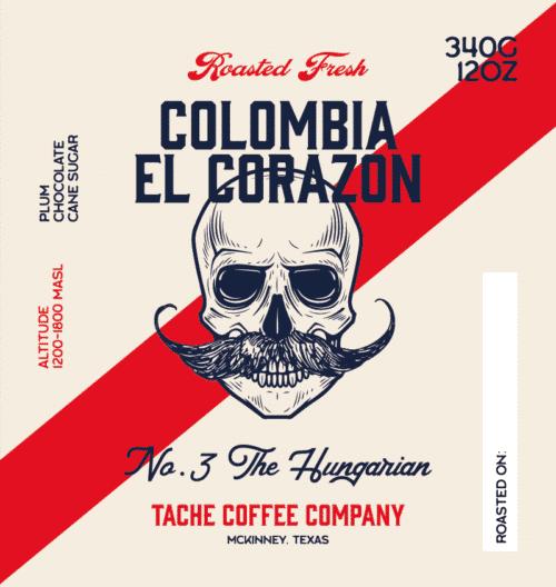 Colombia El Corazón 1