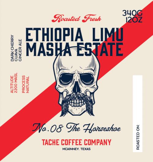 Ethiopia Limu Masha Estate 1