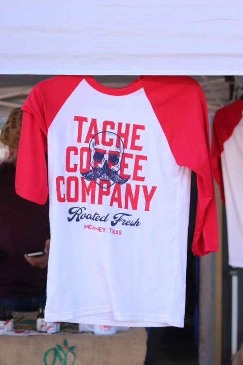 Tache Coffee T-Shirt 1