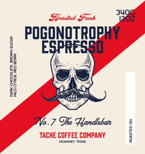 Pogonotrophy Espresso 1