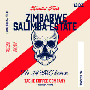 Zimbabwe Salimba Estate AA Plus