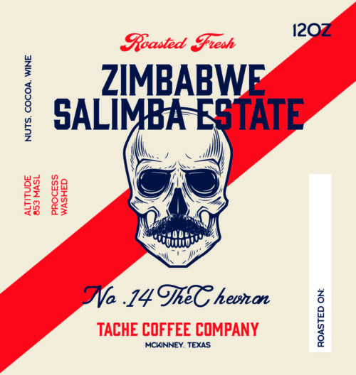 Zimbabwe Salimba Estate AA Plus 1
