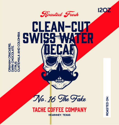 Clean-Cut Swiss Water Decaf 1