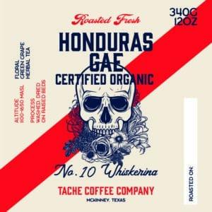 Houduras Gae Certified Organic