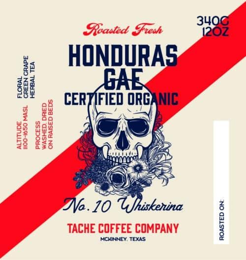 Houduras Gae Certified Organic 1