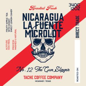 Nicaragua La Fuente Microlot