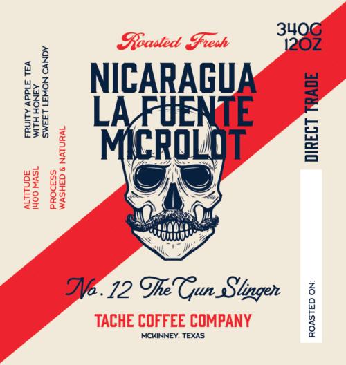 Nicaragua La Fuente Microlot 1
