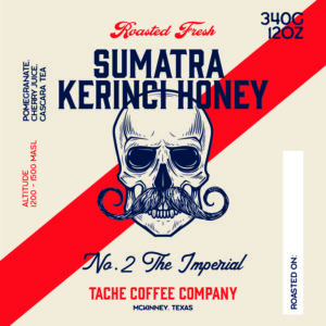 Sumatra Kerinci Honey