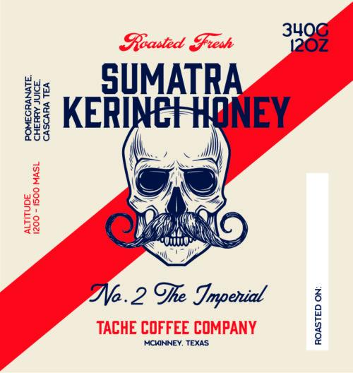 Sumatra Kerinci Honey 1
