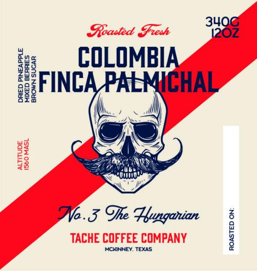 Colombia Finca Palmichal 1