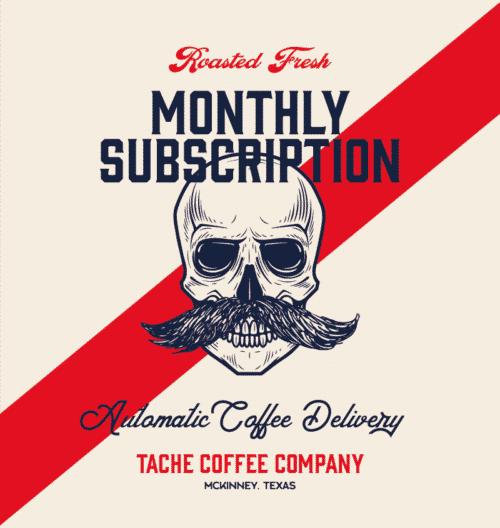 Coffee Subscription Program 1