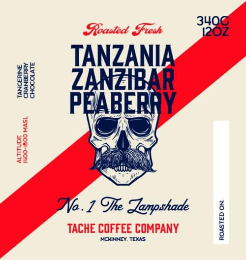 Tanzania Zanzibar Peaberry 1